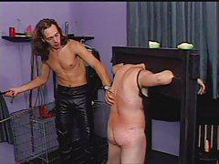 Mature spanking 2