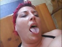 Bbw Redhed Fucked And Fisted