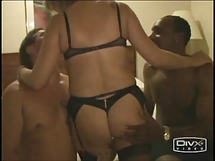 Katia and her first BBC movie