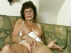Granny in Glasses Dildoes