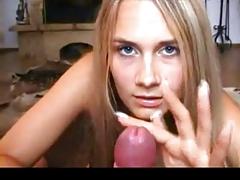 Polish Girl Alicia Handjob Part 2