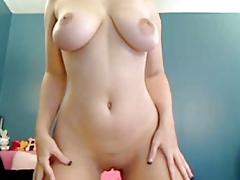 Baby dancing nude