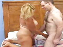 TANNED MILF GETS FUCKED BY AN UGLY JB R