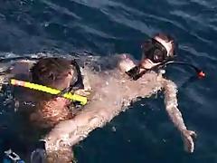 Scuba & Snorkel Sex
