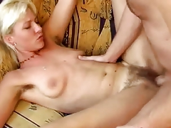 Hairy Blond Girl P3