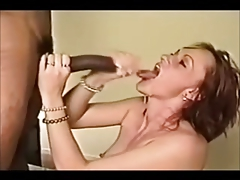 Housewives amp Girlfriends Love Cum Filled BBC