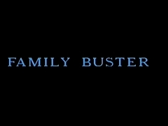 FAMILY BUSTER GERMAN COMPLETE FILM JB R