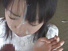 Asian Doll Recieves 2 Facials
