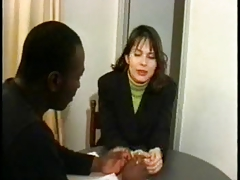 French Anal Wife Fucked By Bbc