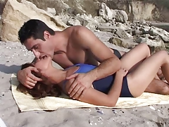 Sex on the beach is always fun