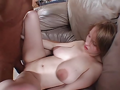 Teen With Beautiful Tits Vs Big Cock
