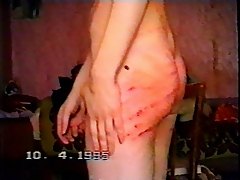 Russian Home Spanking1