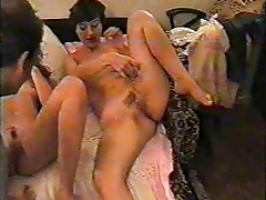 Amateur film Russian swingers