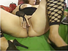Webcam Thick Colombian Milf teasing