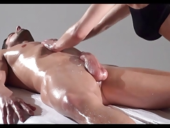 The best cock massage