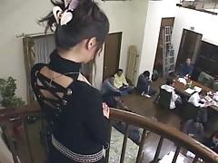 Yuka Osawa meets her fans
