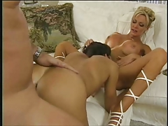 Stacy Valentine 3some