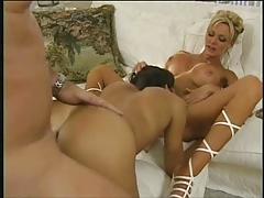 Stacy Valentine 3some