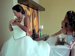 Lesbian Action #1 The Cougar Brides