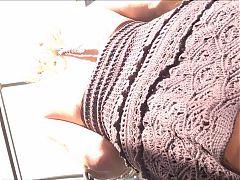 Upskirt In Public