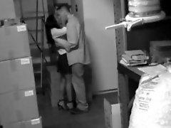 Secretary In Warehouse Bymonique