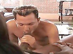 Mega Cock Tranny Fucks Spanish Boy