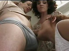 Wife Has Husband To Fuck The Babysitter !