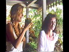 Frances Barber & Kate Buffery Topless