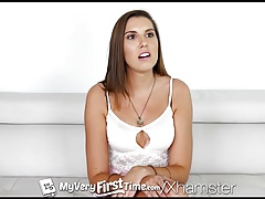 Myveryfirsttime Natasha Novo Takes Two Dicks