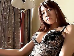 Japanese Girls Black Stockings