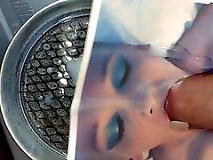 Saskatoon Girl With Huge Tits Swallow Massive Cumshot Gets Throat Fucked