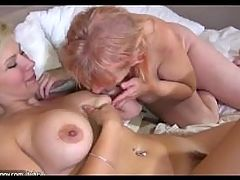 Oldnanny Chubby Old Mature And Big Boobs Teen With Sextoy