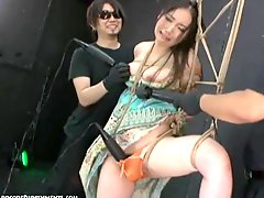 Hardcore Japanese Punishment Sanae