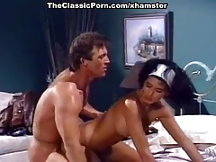 Raven Buck Adams In Hot Couple Fucking In Classic Retro