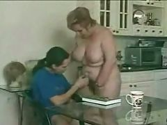 Granny And Young Man 4