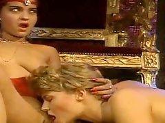 The Arabian Boss Has A New Female Slave Ii