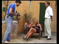 Diana Machslochof German Mature
