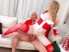 Santa Empties His Sack
