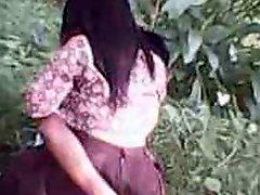 Indonesia Cewek Jilbab Ngentot Outdoor
