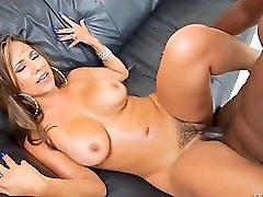 Leggy Sexy Lady Vs Lex Steele S Bbc