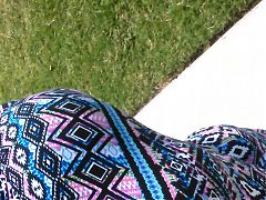 Ssbbw Granny Huge Ass In Tight Pants
