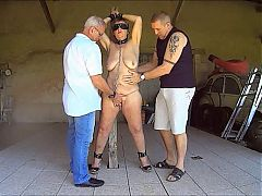 Chained To The Whipping Post