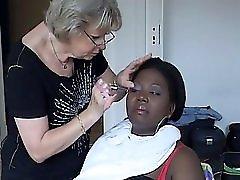Big Black Chick Shows Her Body Off Dbm Video