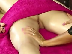 Lesbian Massage Emo Hearts