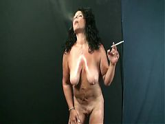 Slut Granny Smoking And Dancing Cassianobr