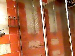 Hot Girls Caught On Hidden Cam Taking Shower