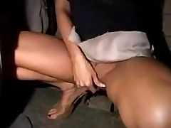 Video Of My Busty Blonde Sister Fucking Old Homeless Man On The Street!