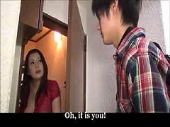 Nice Japanese Mature Hj