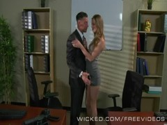 Wicked Jillian Janson Knows What The Boss Wants