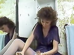 Milf Shaves For Her Men In Classic Porn Golden Age Media
